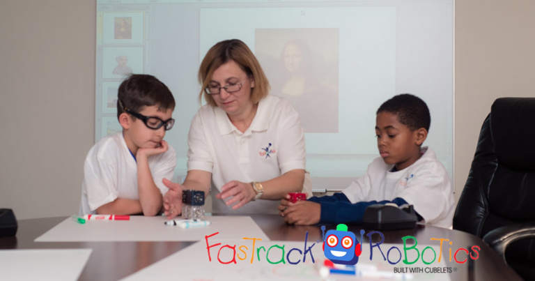 fastrackids robotics class williamsburg brooklyn
